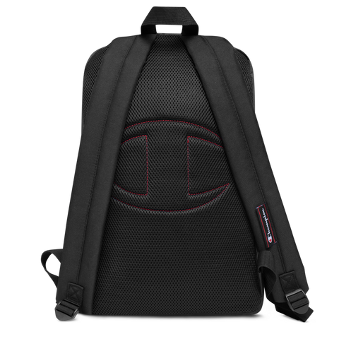 Obstacle Course Racing Crossed Spears Champion Backpack -  - Hoplite-Outfitters - Training, Racing and Recovery Gear