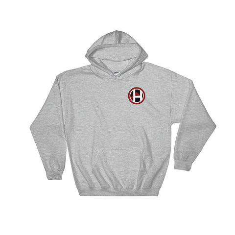Hoplite Logo Hooded Sweatshirt - Shirt -  - Hoplite-Outfitters - Training, Racing and Recovery Gear