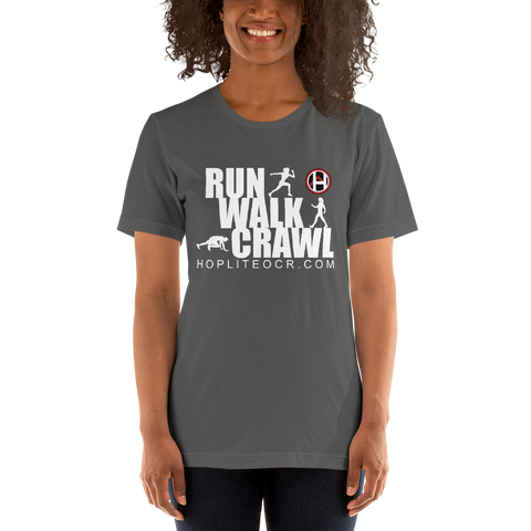 Run Walk Crawl T-Shirt