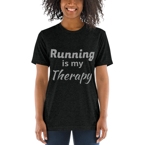 Running is my Therapy -  - Hoplite-Outfitters - Training, Racing and Recovery Gear