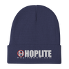 Image of Hoplite Embroidered Beanie -  - Hoplite-Outfitters - Training, Racing and Recovery Gear