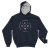 Image of Obstacle Course Racing Crossed Spears - Champion Hoodie