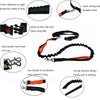 Image of Elastic Running Dog Leash with Waist Belt - Accessories - Hoplite-Outfitters - Training, Racing and Recovery Gear