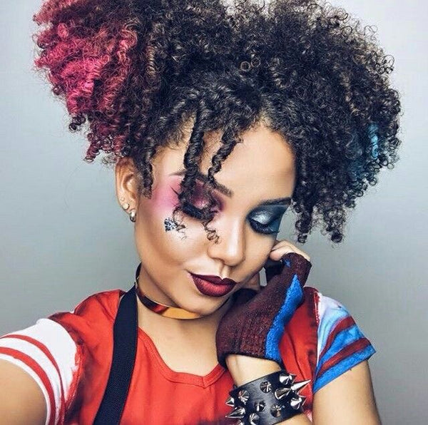 15 Halloween Ideas for Curly Girls