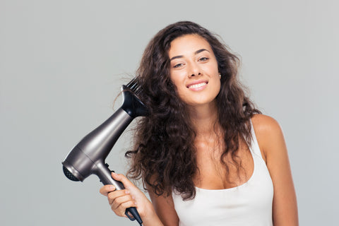 diffusing curly hair until dry blog