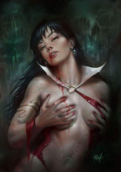 Vampirella 11 Onsale Saturday January 6th