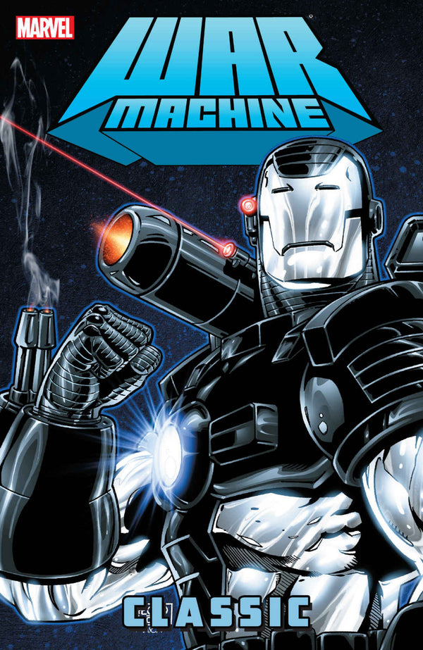 Marvel War Machine Classic NEW TPB FOR 75% OFF - The Comic Mint