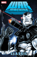 Marvel War Machine Classic NEW TPB