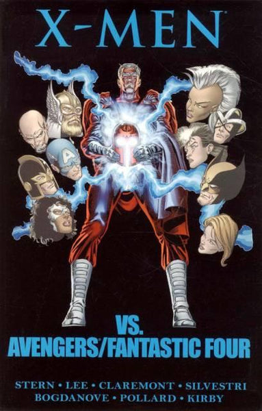 Marvel X-Men Vs Avengers/Fantastic Four NEW TPB