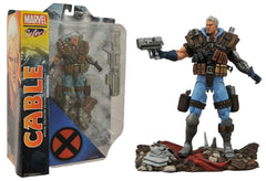 NIB Marvel Select Collector's Edition Cable Action Figure
