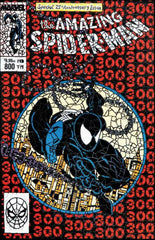 AMAZING SPIDER-MAN 800 - Shattered Variant