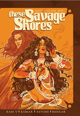 THESE SAVAGE SHORES #1 TCM VARIANT
