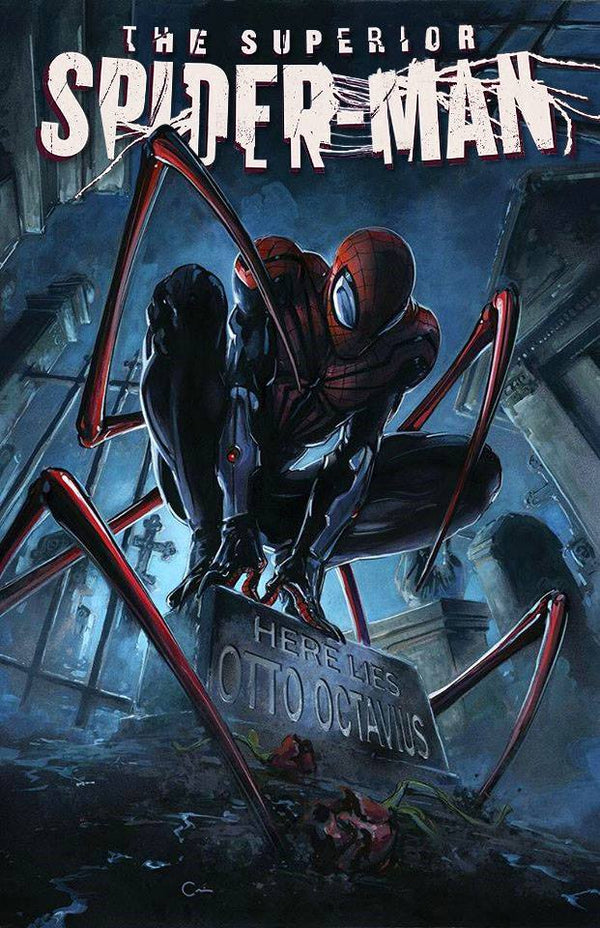 Superior Spider-man 1 Clayton Crain TCM Variant - The Comic Mint