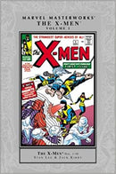 SEALED MARVEL MASTERWORKS THE X-MEN VOL. 1 - COLLECTING 1-10 50 % OFF - The Comic Mint