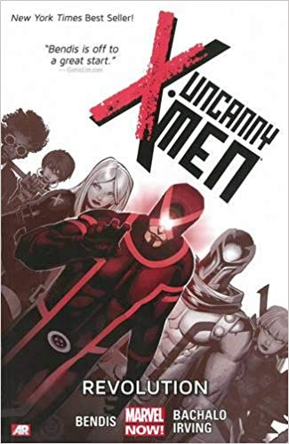 Marvel Uncanny X-Men Revolution NEW TPB