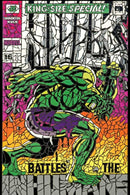 IMMORTAL HULK 16 SHATTERED VARIANT - The Comic Mint