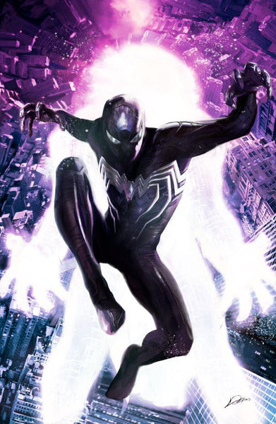 SYMBIOTE SPIDER-MAN 1 ALEXANDER LOZANO VARIANT OPTIONS