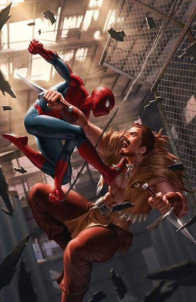 AMAZING SPIDER-MAN 21 JUNGGEUN YOON TCM VARIANT OPTIONS