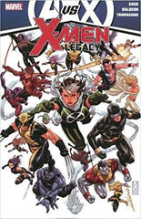Marvel Avengers Vs X-Men: X-Men Legacy TPB