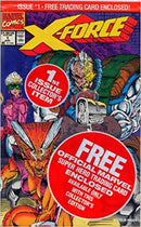 X-FORCE 1 SEALED IN BAG FIRST PRINT - The Comic Mint