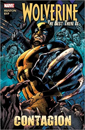 WOLVERINE THE BEST THERE IS CONTAGION SOFT BACK