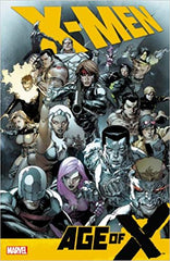 Marvel X-Men Age Of X NEW TPB