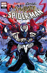 Absolute Carnage Symbiote Spider-man 1 Mike Mayhew Variant