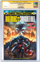 BATMAN KNIGHTFALL 1 DARK MULTIVERSE ALAN QUAH VARIANT - The Comic Mint