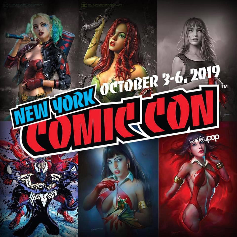 2019 NYCC TCM EXCLUSIVES - The Comic Mint