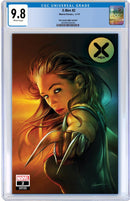 X-MEN 2 SHANNON MAER X-23 VARIANT - The Comic Mint