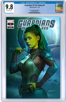 GUARDIANS OF THE GALAXY 1 SHANNON MAER GAMORA TCM VARIANT - The Comic Mint