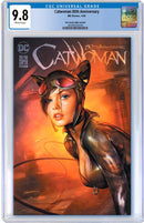 CATWOMAN 80TH ANNIVERSARY SPECTACULAR SHANNON MAER TCM VARIANT - The Comic Mint