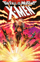 NEW X-MEN FALL OF THE MUTANTS VOL