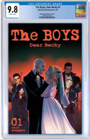 THE BOYS DEAR BECKY 1 MIRKA ANDOLFO VARIANT - The Comic Mint