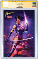 X-MEN 3 SHANNON MAER PSYLOCKE VARIANT - The Comic Mint