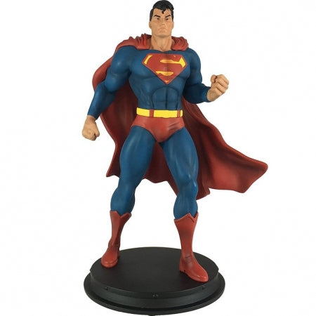 NIB DC Icon Heroes Superman Collectible Statue Paperweight