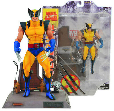 NIB Marvel Select Collector's Edition Wolverine Action Figure