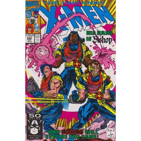 X-MEN 282 FIRST PRINT FIRST APPEARANCE OF BISHOP - The Comic Mint