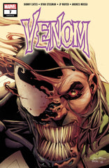 VENOM 7 FIRST PRINT REGULAR COVER