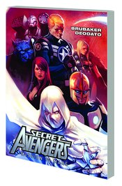 Secret Avengers: Mission to Mars Vol #1 TPB
