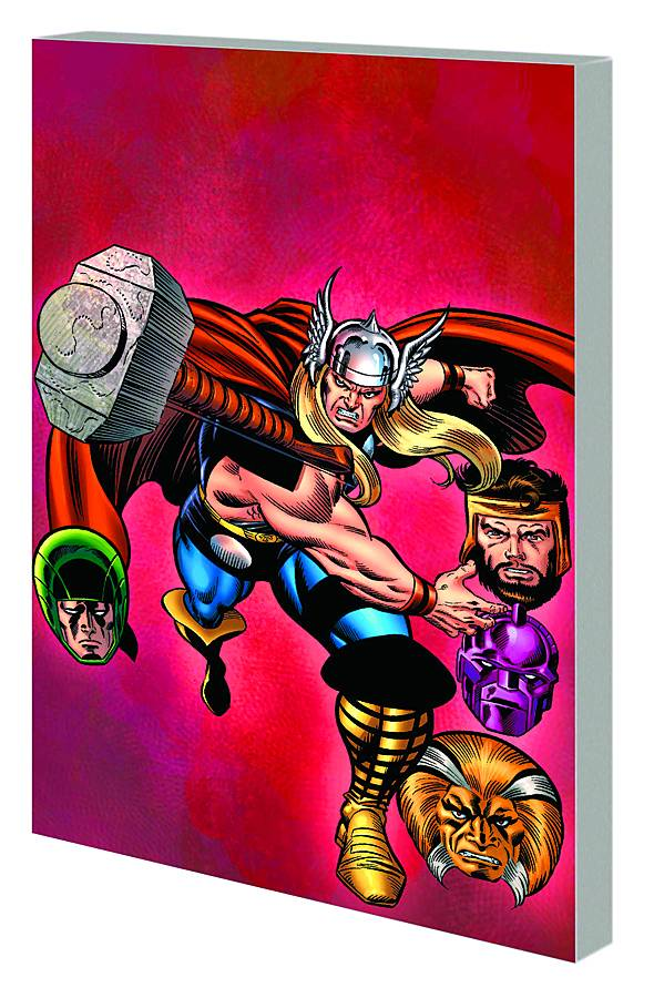 Thor: Black Galaxy Saga Vol #1 TPB