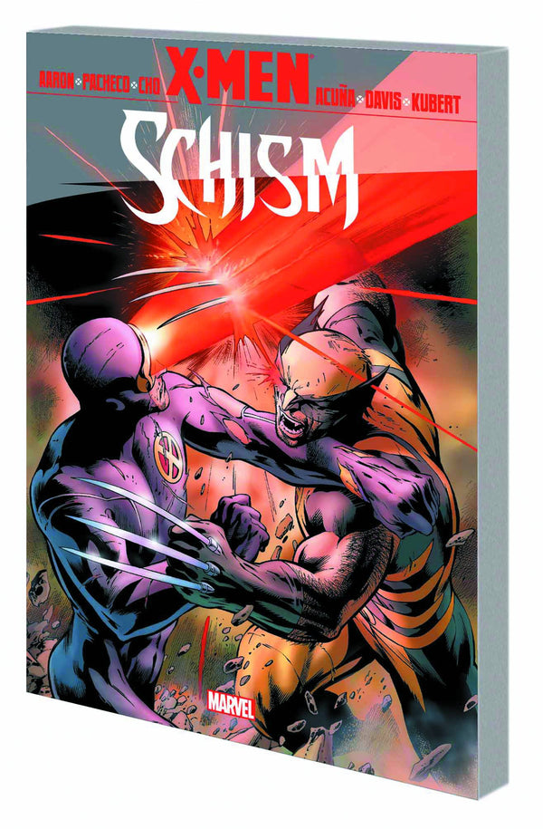 NEW X-MEN SCHISM TPB FOR 75% OFF - The Comic Mint