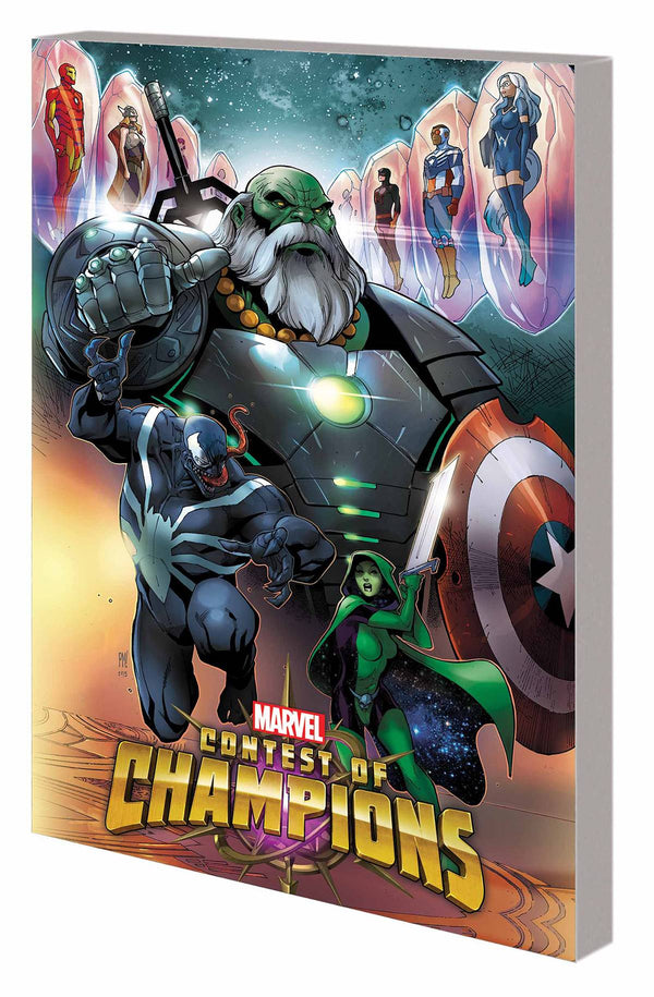 Contest of Champions Battleworld Vol #1 TPB