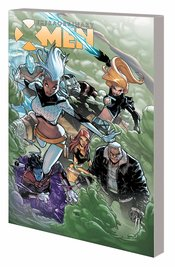 Extra Ordinary X-Men: X-Haven Vol #1 TPB