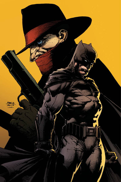SHADOW BATMAN #1 (OF 6) CVR L 40 COPY FINCH INCV (Net)
