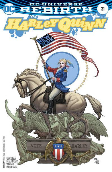 Harley Quinn #31 Frank Cho Variant 5 pack at 50% OFF!