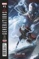 GENERATIONS UNWORTHY THOR & MIGHTY THOR #1 MATTINA 2ND PTG 5 PACK 30% OFF!