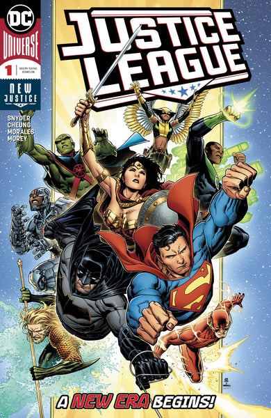 JUSTICE LEAGUE 1 - 20 PACK (5 REGULAR, 5 VARIANT, 5 BLANK, 5 JIM LEE INKS) FOR 40% OFF!