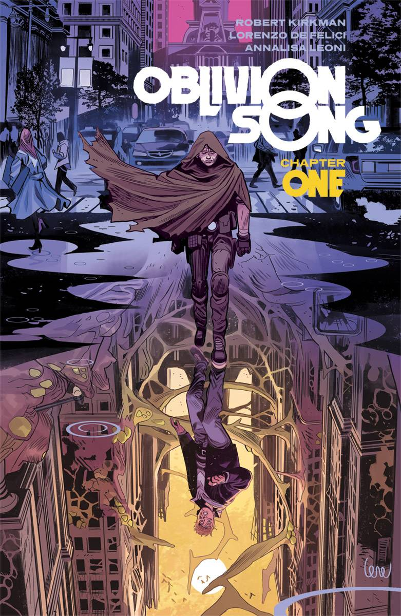 New Image Oblivion Song TPB Vol