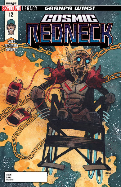 REDNECK 12 APRIL FOOLS COSMIC GHOSTRIDER 5 PACK FOR 50% OFF!
